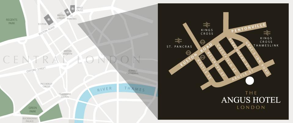 Budget hotels near Victoria Station London - best 13 hotels?
